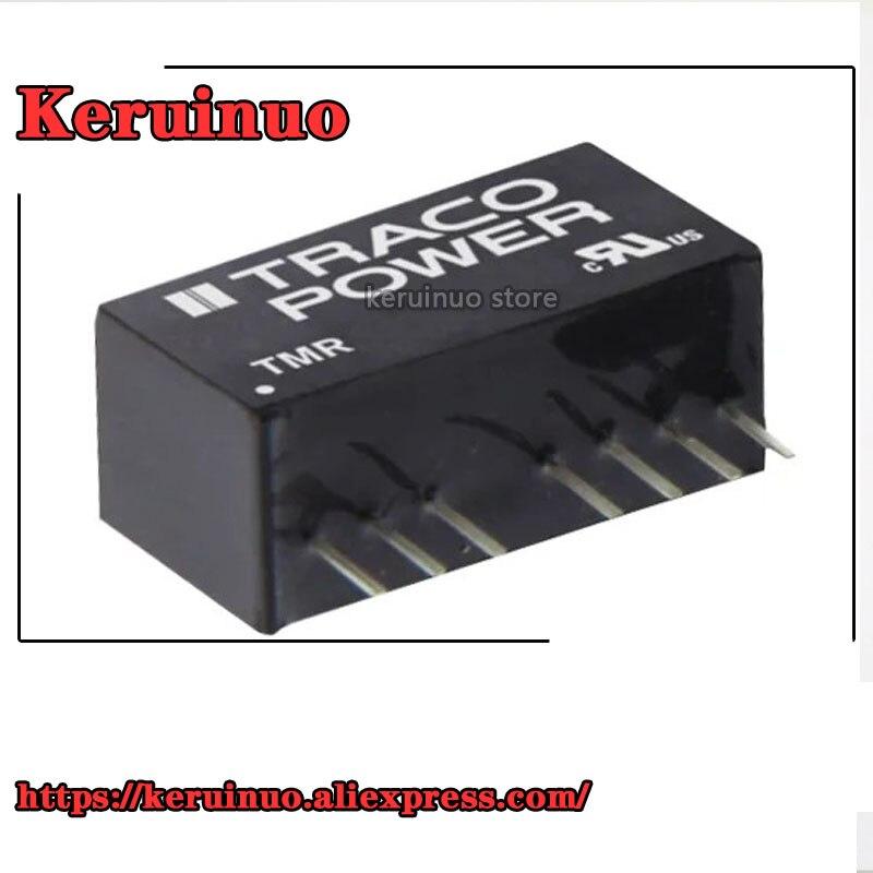 10 unids/lote TMR 2-2411WI TMR2-2411 TMR2-2411WI TMR2 convertidor DC 5V 2W 1-Salida de 5V-400mA input-9V-36V