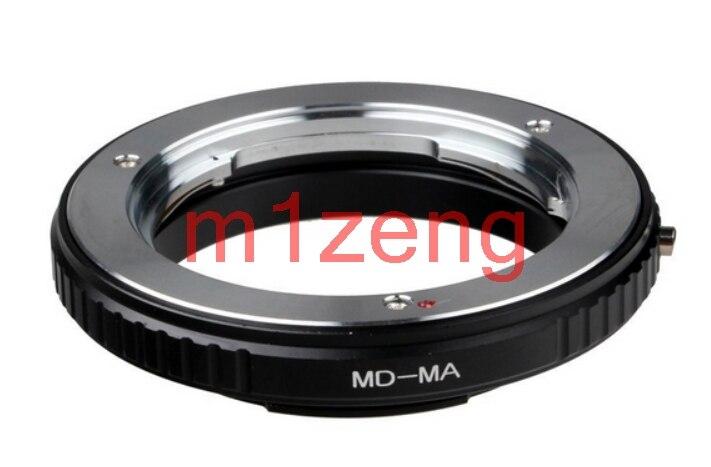 Anillo adaptador sin cristal para Minolta MD MC, lente para sony MA...
