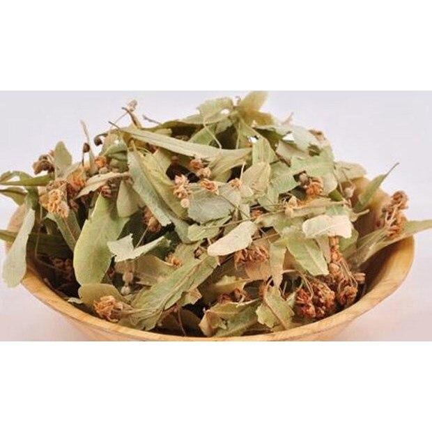 Se puede secar la hoja linden té de hierbas 50Gr-200gr envío gratis