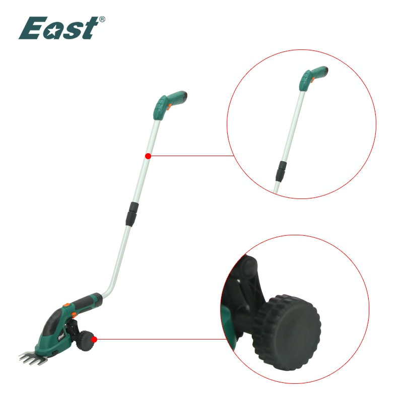 Este jardín herramientas repuestos Polo y la rueda para ET1511
