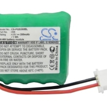 Cameron Sino 200mAh Battery 3120334201, 31203342-01 for Handheld/PSC Quick Check QC150, Quick Check