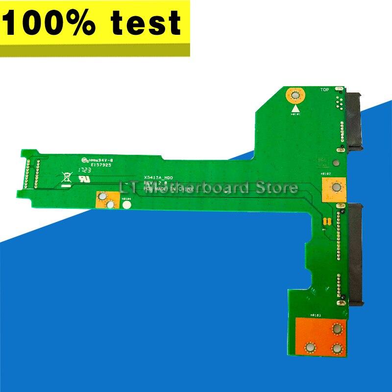 Akemy الأصلي لأسوس X541SA HDD المجلس X541SA_HDD REV 2.0 اختبار جيد شحن مجاني
