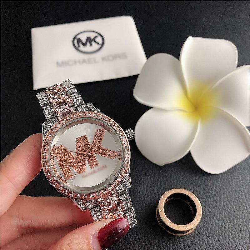 YUNAO Jewelry New Popular Women's Diamond Watch Fashion Simple Casual Business Watch Net Red Same Style Diamond Watch enlarge