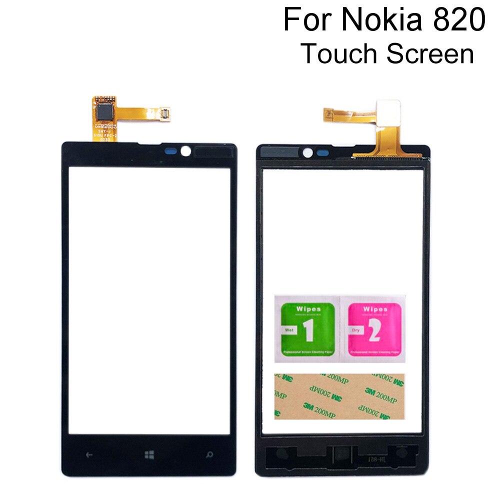 Pantalla táctil móvil de 4,3 pulgadas para Nokia Lumia 820 N820 Sensor...