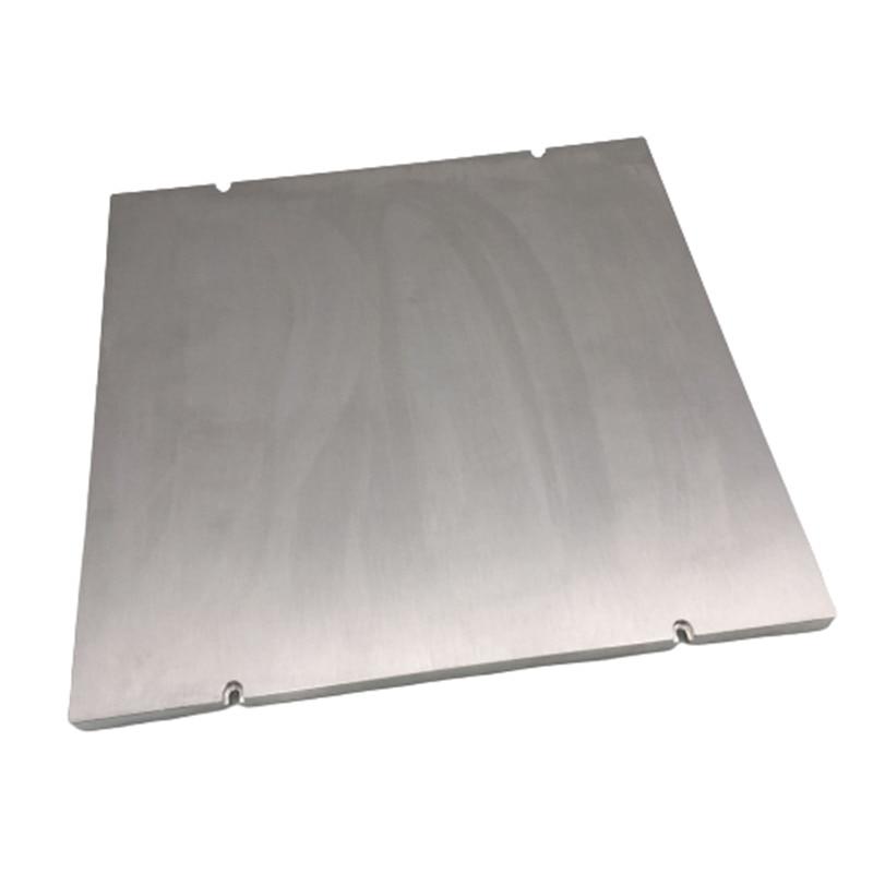 V2.4 MIC-6 سوبر شقة الألومنيوم بناء لوحة سمك 8 مللي متر ل VORON 2 3d أجزاء الطابعة