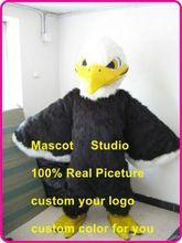 Halloween águila negra mascota halcón disfraz de halcón Anime Tema de Cosplay vestido de fantasía carnaval publicidad desfile personaje adultos