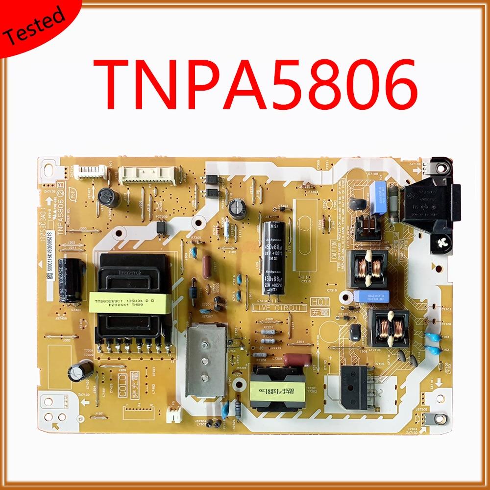 Tnpa580 6 2P امدادات الطاقة مجلس TNPA 5806 الأصلي بطاقة امدادات الطاقة المهنية امدادات الطاقة لباناسونيك التلفزيون مجلس الطاقة
