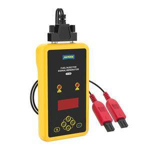 Image 2 - Автомобильный тестер топливного инжектора AUTOOL CT60, тестер сопла топливного инжектора для промывки, тестер давления импульсной очистки CT150 CT200