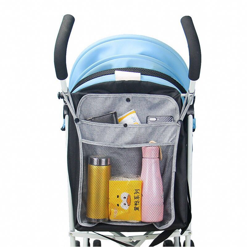 Сумка-Органайзер для детских колясок, сумка для детских подгузников, карманная коляска для детских колясок, аксессуары для детских колясок ...