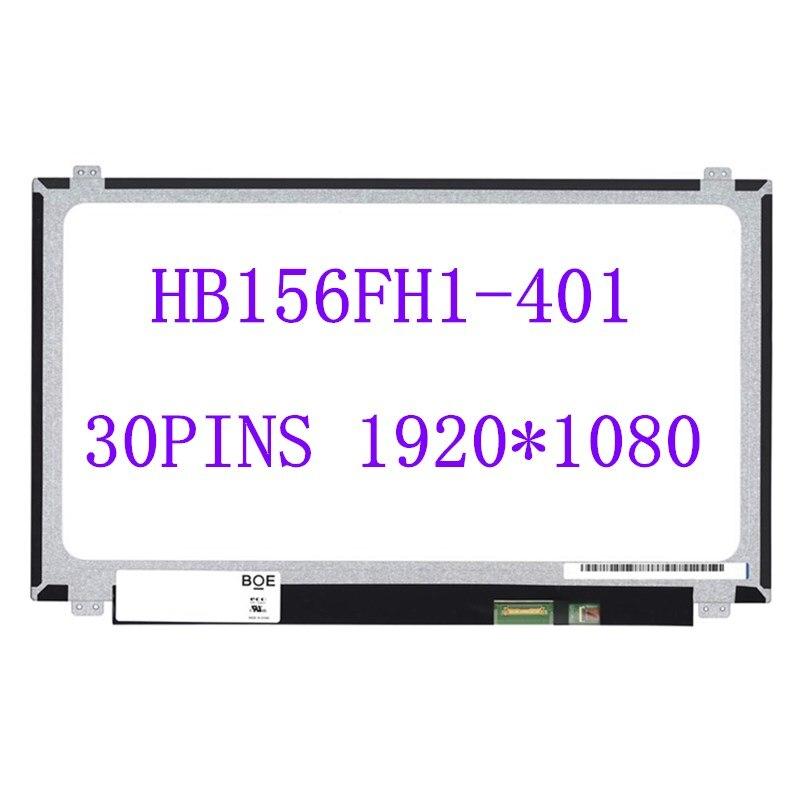 HB156FH1-401 402 محمول LCD Screnn HB156FH1-301 B156HTN03.4 B156HTN03.7 عرض مصفوفة لوحة 1920*1080