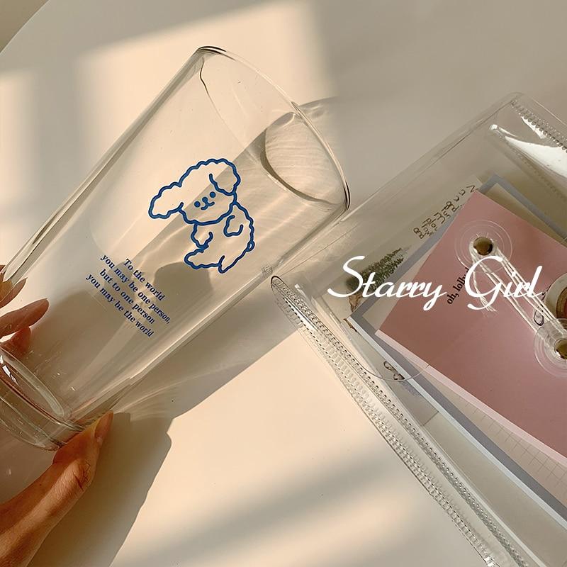 Taza de Viaje café Mezcla copa de vidrio cóctel de champán boda beber de vidrio de cristal Canecas Taza cocina Bar comedor E5BL