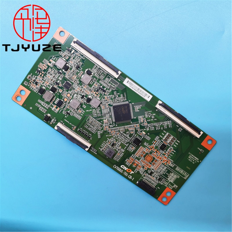 95% new good working for air conditioning computer board kfr 35gw ed e47a e27a e21a 47 1 27 1 21 1 display board T-CON logic board CV700U1-T01-CB-1 for L70M5-RA HZ70E3D Used and good-working