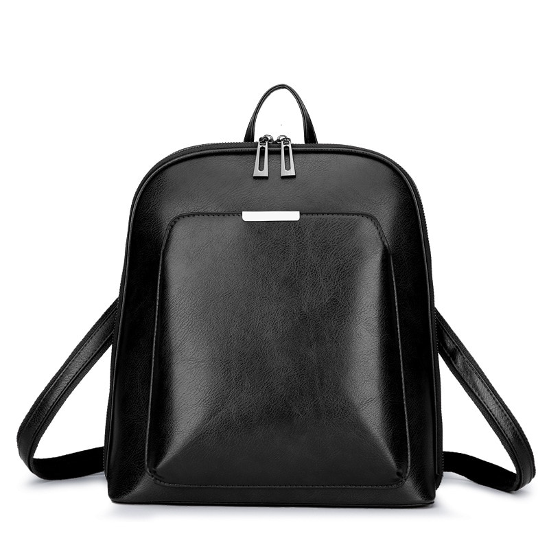Feminino grande mochila pommax macio escola portátil mochila 2020 novo b19-008 bolsa feminina