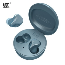 KZ SKS TWS Bluetooth-compatible Earphones Wireless Headphones Game Earbuds Touch Control Noise Cancelling Hifi Sport Headset