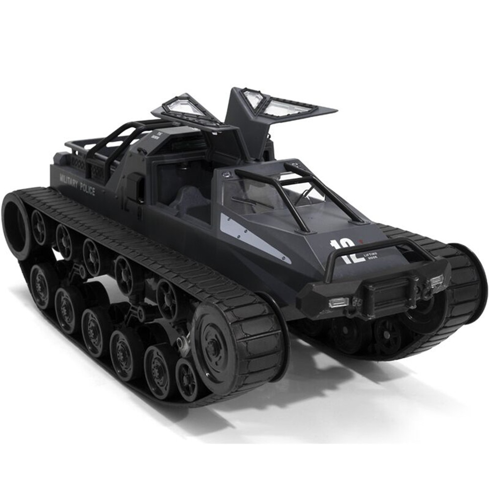 RC Tank Toy DIY Assembly Kit Mini 1/12 High Speed Drift Car Remote Control Tank Model for Boy Fans Children Gift enlarge