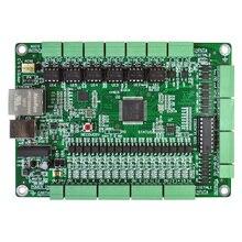 Mach3 USB/ETHERNET Dual Interface 6-Axis Motion Board(EDG381)