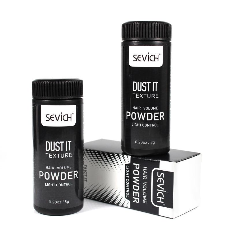 50ml Unisex Hairspray Best Dust It Hair Powder Mattifying Powder Finalize The Hair Design Styling Gel