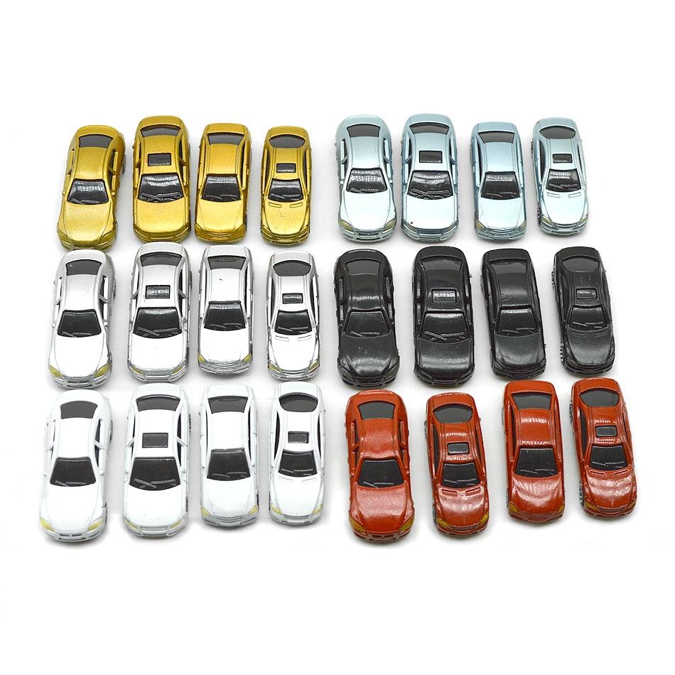 50 шт модели автомобилей игрушки 1/100 1/150 1/200 компоновка здания поезда Набор Модель поезда Хо/TT/N/Z масштаб железной дороги моделирование делая материал