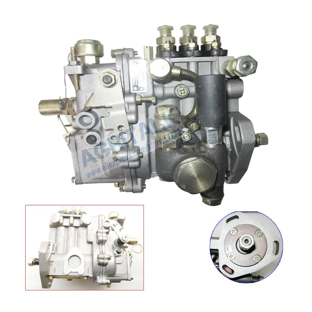 مضخة وقود عالية الضغط لجرار Fengshou Lenar LE254 / LE274 بمحرك NJ385 ، رقم الجزء: