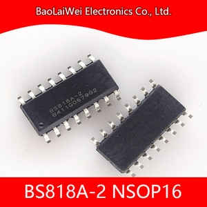 5pcs BS818A-2 16NSOP ic chip Electronic Components Integrated Circuits Active Components Touch Key