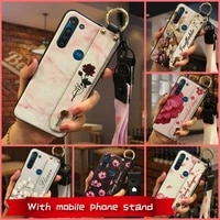 shockproof fashion design phone case for moto g8 power for girls kickstand anti knock new arrival