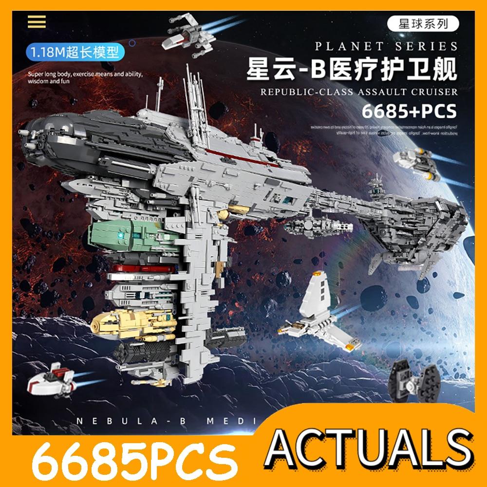 moc-star-plan-wars-the-ucs-nebulon-b-medical-frigate-destroyer-modello-building-blocks-mattoni-fit-star-war-81070-giocattoli-per-bambini-regali