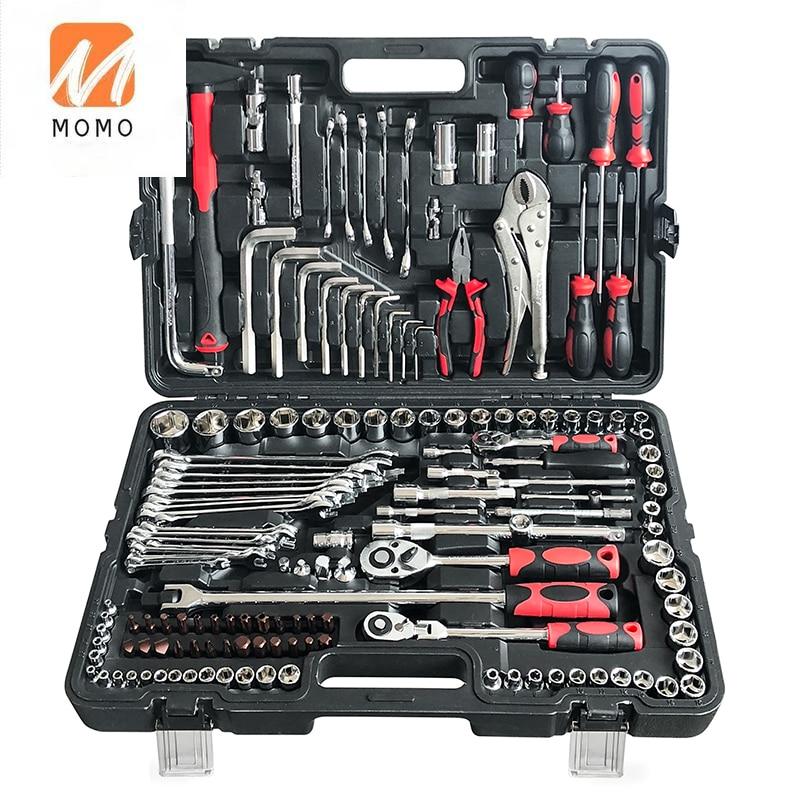 Hot selling Multi Function tools box mechanic tool set for mechanic socket wrench set cajas de herramientas