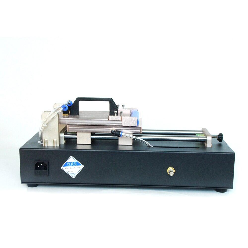 TBK-761 Manual OCA Laminator Built-in Vacuum Pump Universal OCA Film Laminating Machine Multi-purpose Polarizer for LCD Film Box enlarge