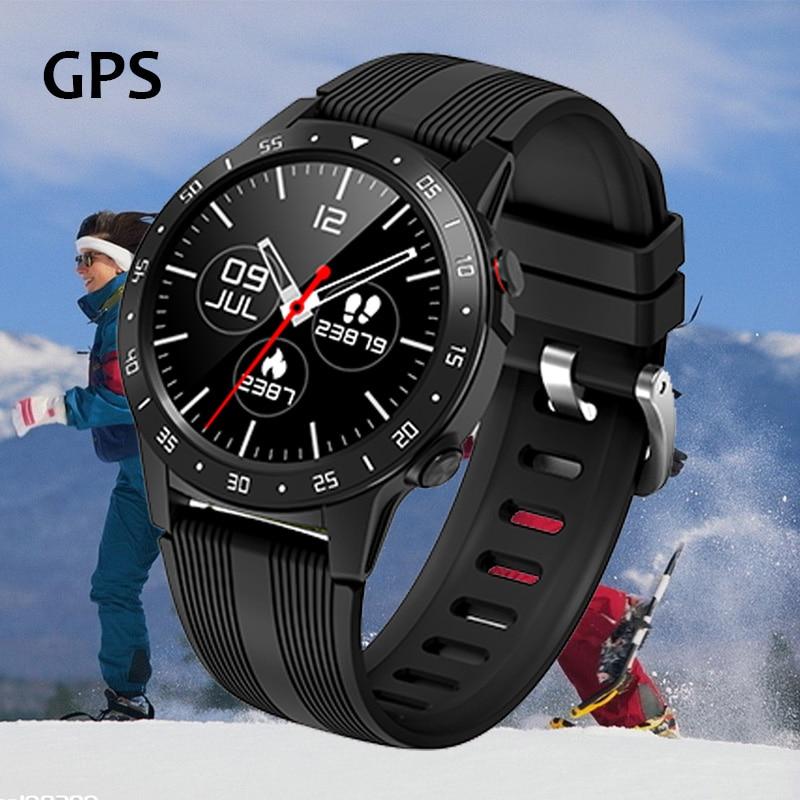 M5 Smart Watch Smartwatch GPS Women Men Compass Barometer Bluetooth Call Outdoor Sport Fitness Tracker Heart Rate Bracelet