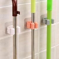 Cintre mural pour balai et brosse  support de rangement pour salle de bain  crochet de tuyau daspiration suspendu  outils menagers