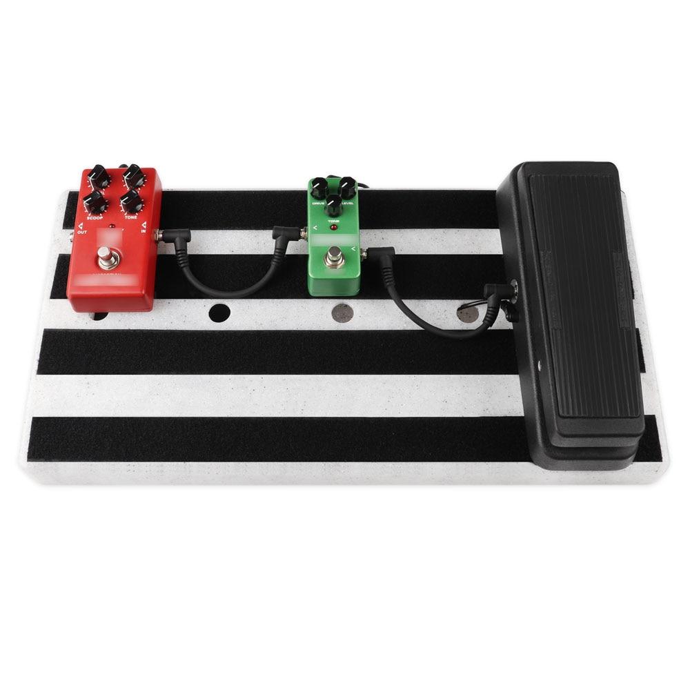 Guitar Effect Pedal Board RockBoard Pedalboard Magic Tape Screwdriver Waterproof Universal Bag Case for Guitar Accessories enlarge
