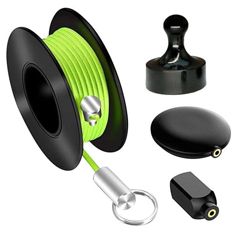 Magnetic Threading Pull-Wire Threader Nylon Pipe Dark Thread Pipe Threader Electrician Threader