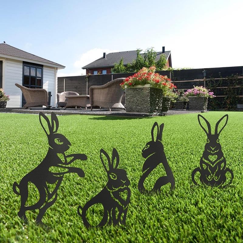 1 шт. садовый знак на заказ, семейный садовый знак, индивидуальная ферма, металлические животные, садовый декор, может настроить вашу фотогра...