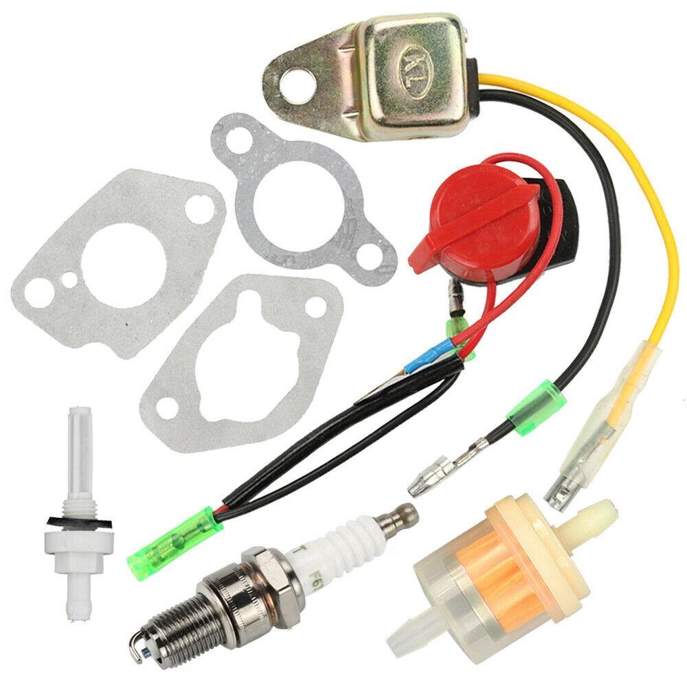 Kit de alerta de Sensor de aceite bajo para Honda GX340 GX390 11HP 13HP GX160 5.5HP GX200 6.5HP nuevo y de alta calidad 2020 nuevo