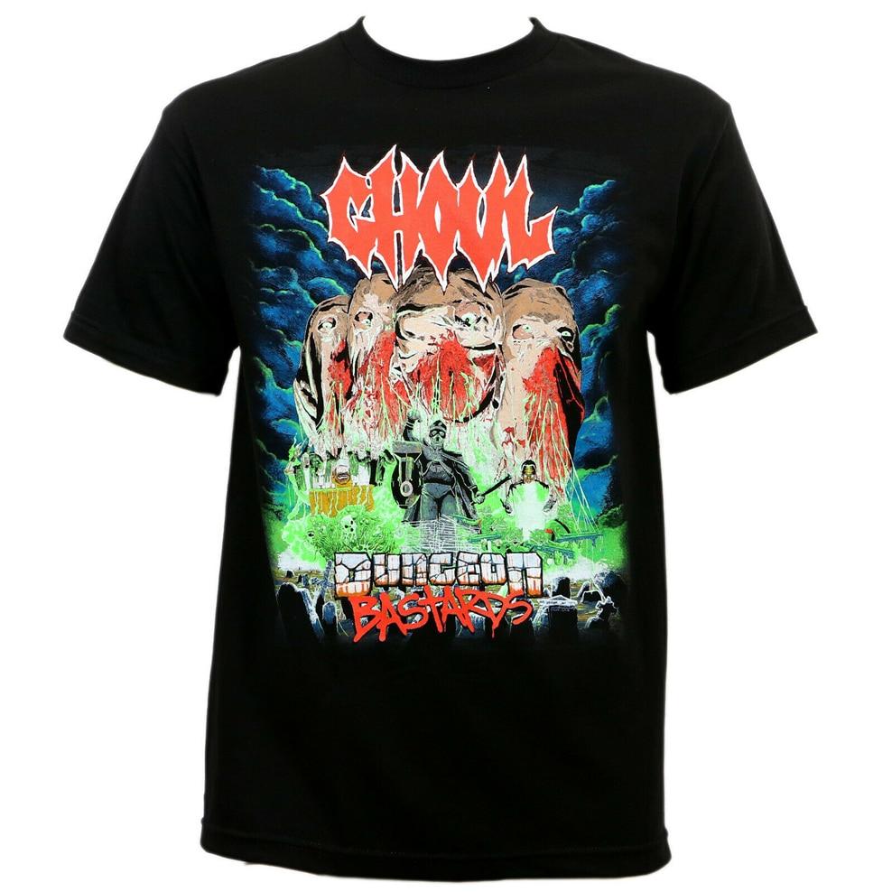 Auténtico demonio banda calabozo bastardos de Metal camiseta S-2Xl nueva última noticia...