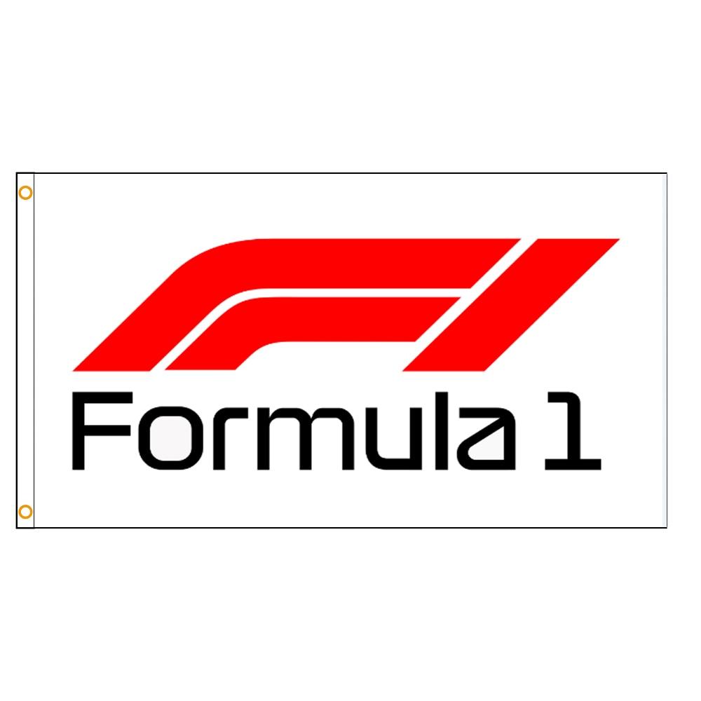 3 Х5 фута Формула 1 F1 флаг под заказ полиэфирные печатные флаги и баннеры для декора