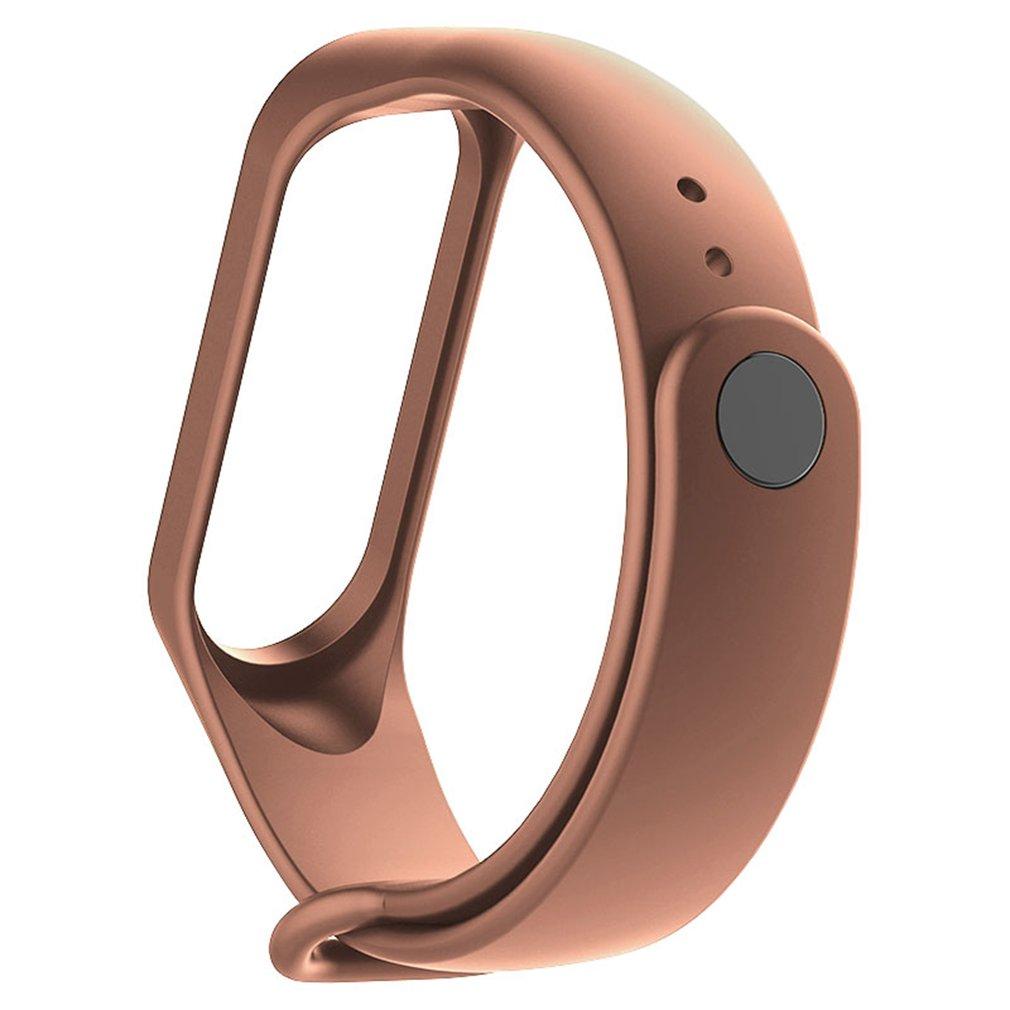 Correa de silicona para xiaomi Mi Band 4, repuesto de correa de silicona colorida para pulsera inteligente Mi Band 4, accesorios para reloj inteligente Mi Band 4
