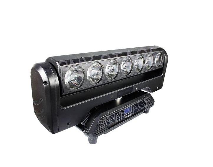SNY قضيب بكسل ضوء 7*40 واط RGBW 4in1 LED التكبير غسل تتحرك رئيس إضاءات دي جي