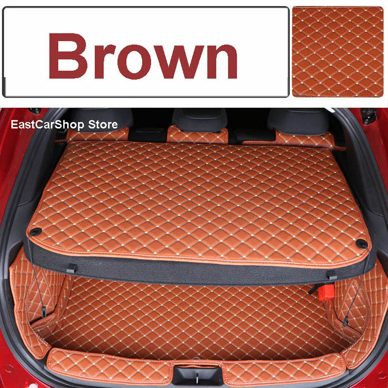 For Mazda CX 30 CX-30 2020 2021 Car All Surrounded Rear Trunk Mat Car Boot Liner Tray Custom Protective Mat Car Accessories enlarge