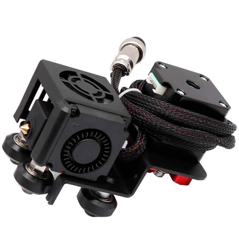 1 قطعة معدن مباشرة محرك لوحة ترقية عدة ل مباشرة الطارد محول لوحة 3D طابعة أجزاء