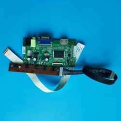 "Para NV133FHM-T00 40pin 1920 × 1080 display de tela placa controlador lcd edp monitor kit vga driver led 13.3"""