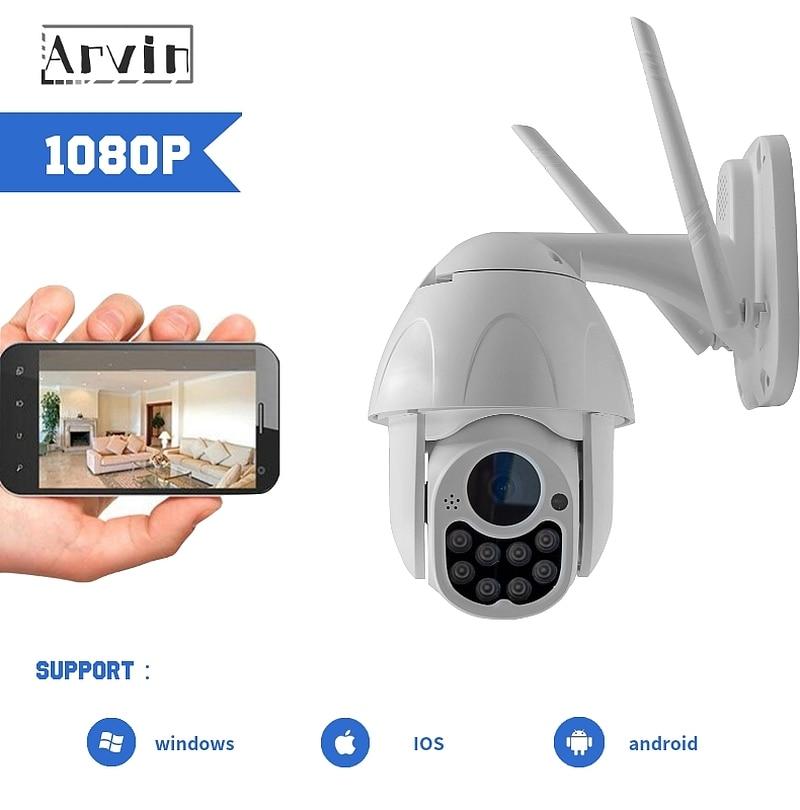 Cámara IP De Seguridad CCTV, videocámara De Vigilancia PTZ, Wifi, IP150, 1080p