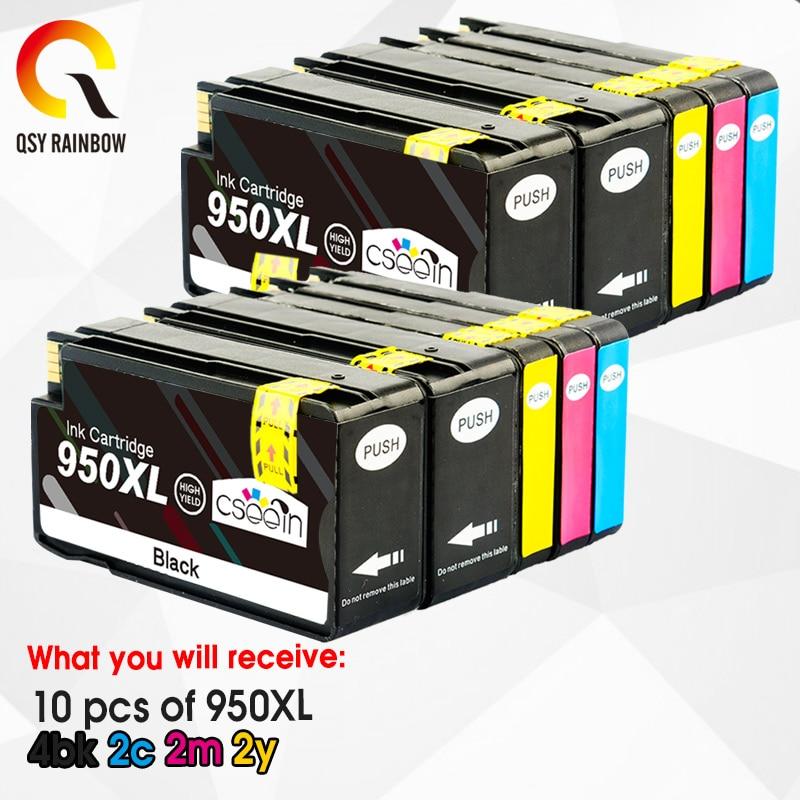 Комплект из 3 предметов, для HP 950XL 951XL 950 951 XL сменный чернильный картридж для HP Officejet Pro 8100 8600 8610 8620 251dw 276dw принтера