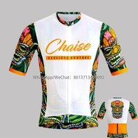 chaise cycling jersey men summer pro team cycling short jersey bike shirt breathable sleeve bicycle quick dry clothes sportswear