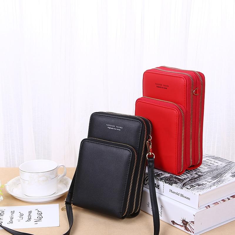 Crossbody Cell Phone Shoulder Bag Arrival Cellphone Bag Fashion Daily Use Card Holder Mini Summer Shoulder Bag for Women Wallet