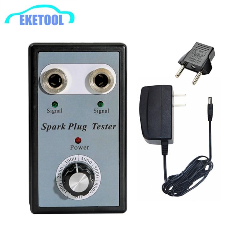 Fit ≤1. 1CM Auto Zündkerze Tester Automotive Diagnostic Scanner Für 12V Benzin Fahrzeug Detektor Zündung Stecker Analysator