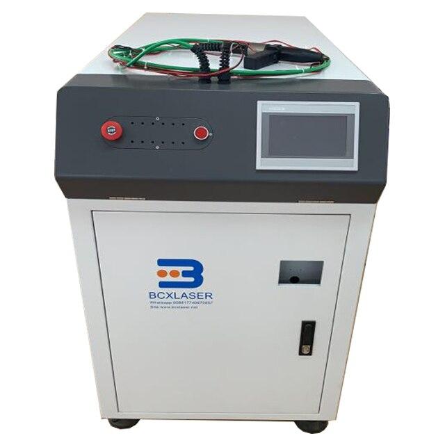 Preço handheld automático da máquina de soldadura do laser da fibra ótica de aço inoxidável de alta velocidade
