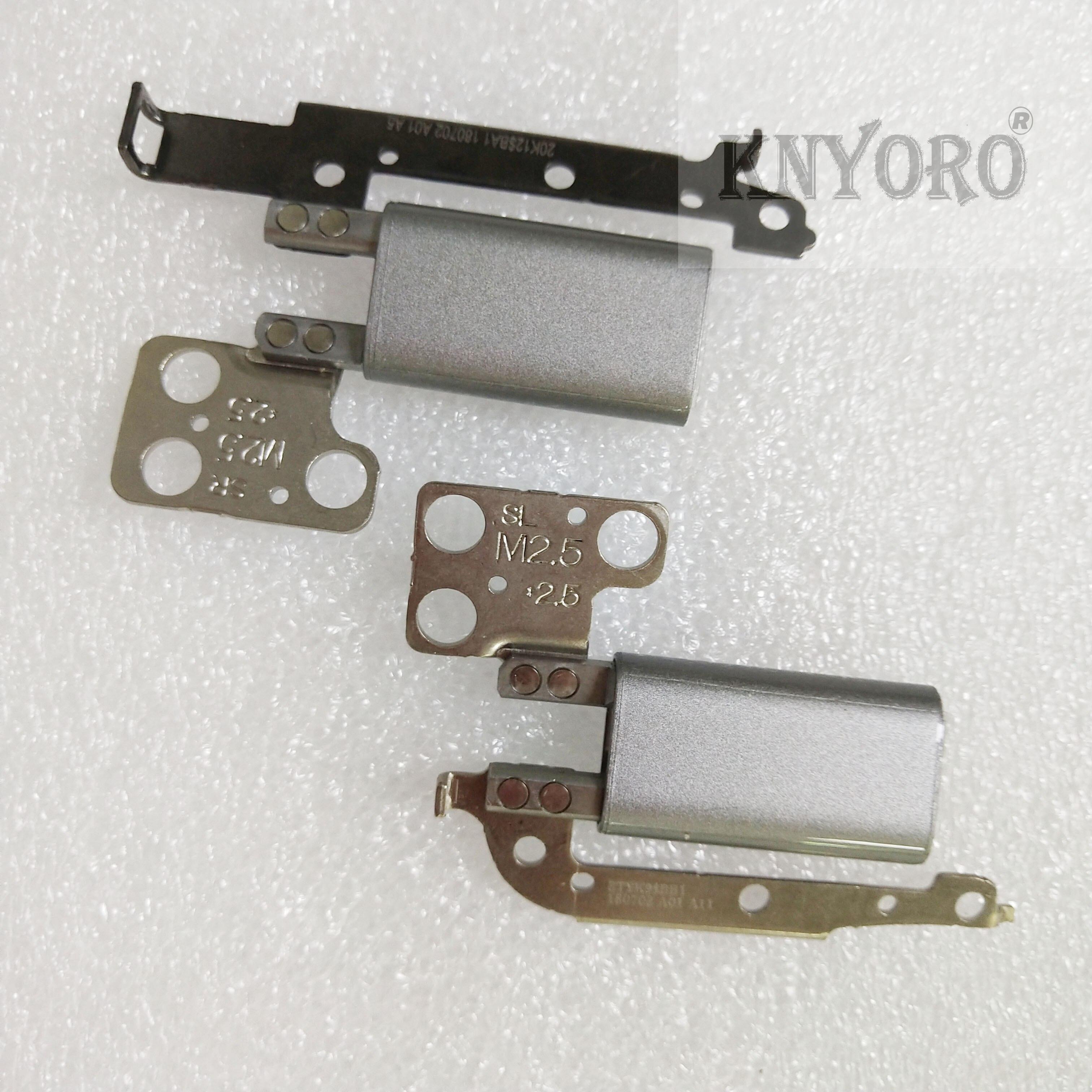 مجموعة مفصلات شاشة LCD ، لـ Dell Inspiron 13MF 7368 7378 P69G I7368 I7378
