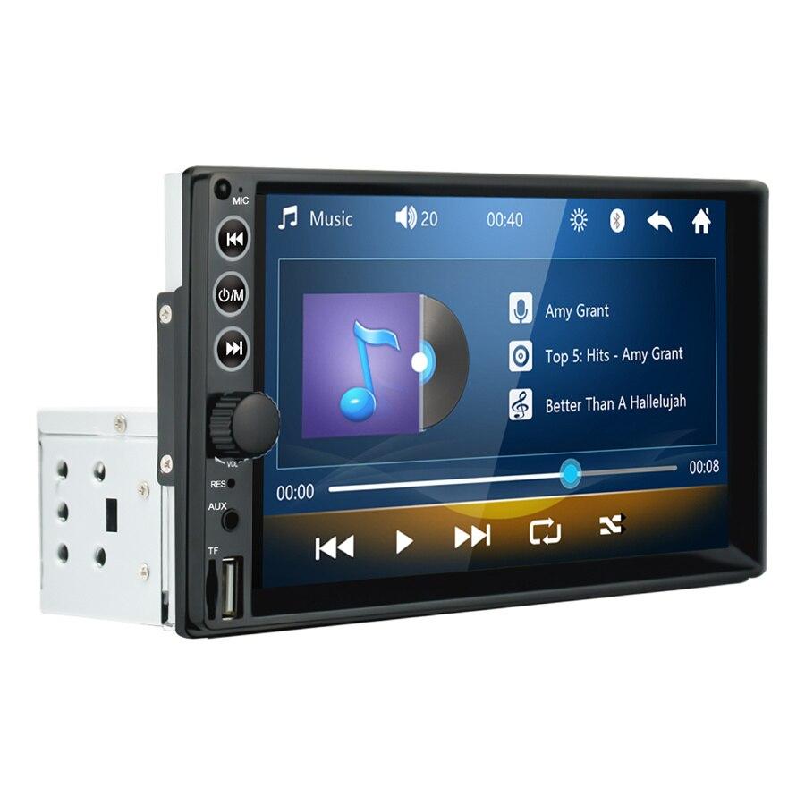 Автомобильный мультимедийный плеер с сенсорным экраном 7