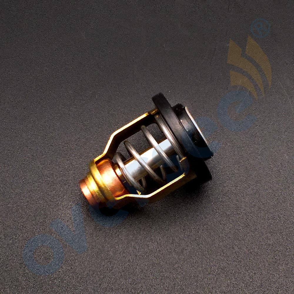 17670-90J00 Термостат 60C 140F для лодочного мотора Джонсон Сузуки 70-300 л.с. 4-тактный MERCURY 855676 855676033 8556761